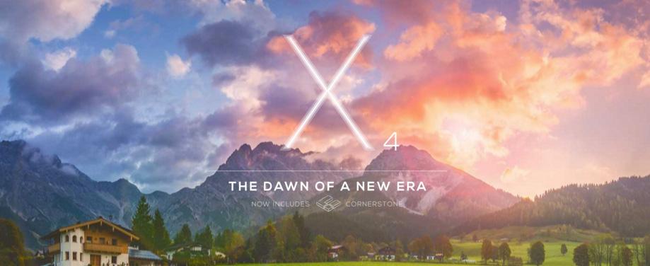 X Homepage
